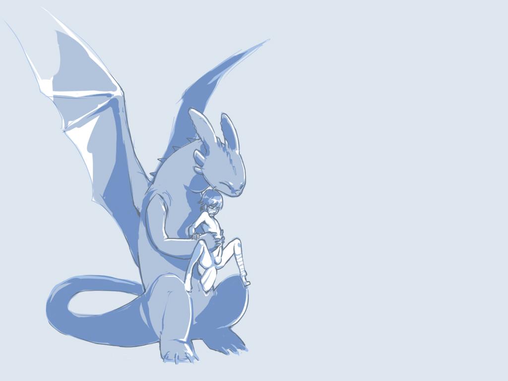 your to nude dragon how train Nande koko ni sensei ga cap 1