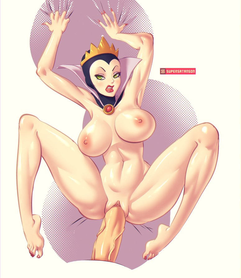 marceline vampire nude the queen Forest of the blue skins