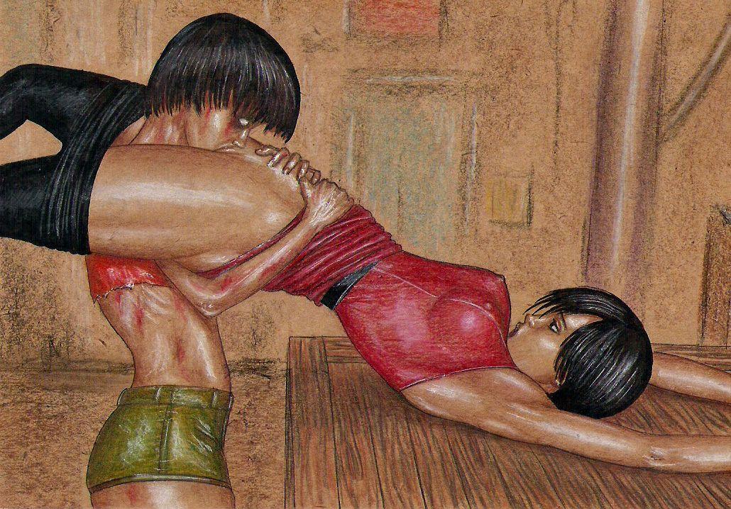 revelations nude evil resident 2 Castlevania - portrait of ruin