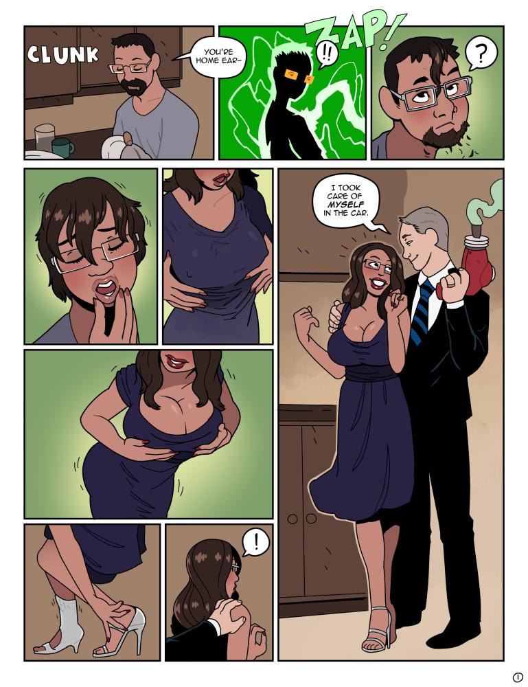 to transformation male female comics Clotho god of war 2
