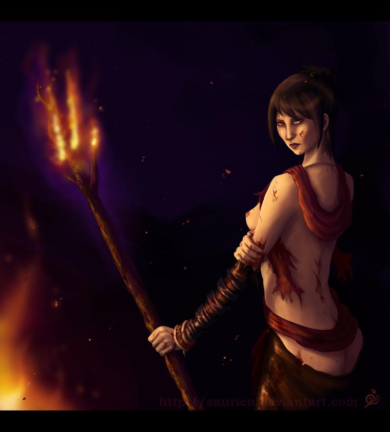 morrigan age dragon World of warcraft blood elf hentai
