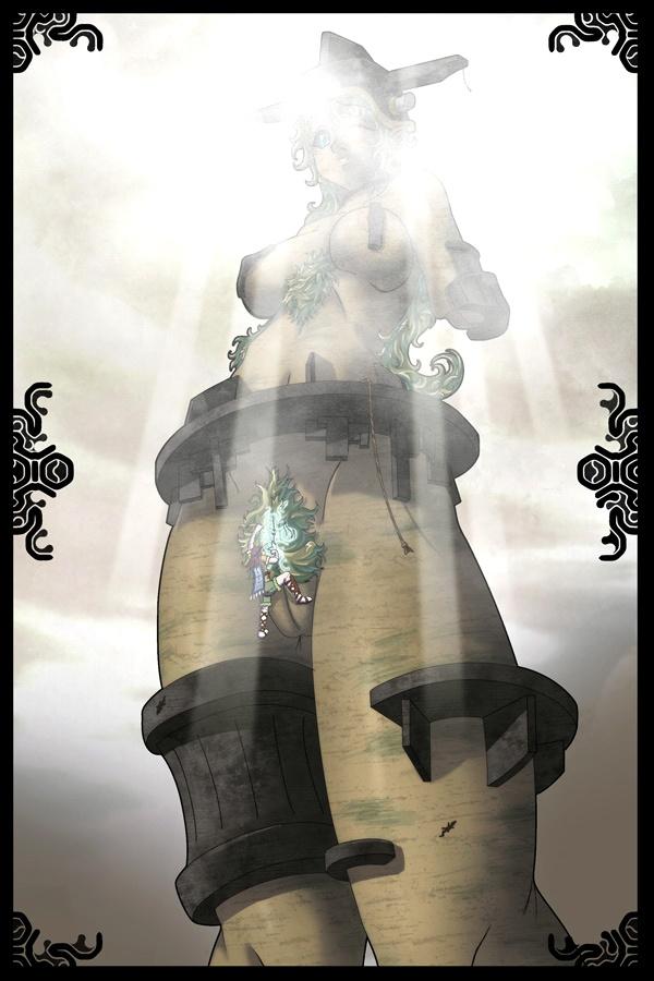 of shadow the colossus Baka na imouto o rikou ni suru
