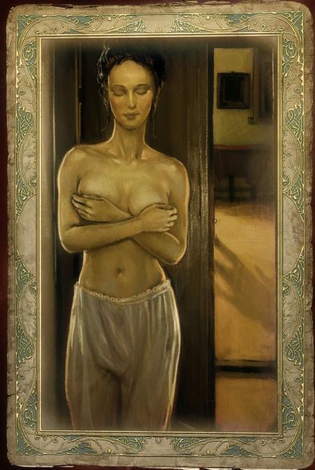 naked 3 ciri witcher the Rosario vampire tsukune and kurumu fanfiction