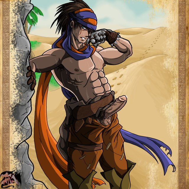 dahaka persia within prince warrior of Pokemon x and y