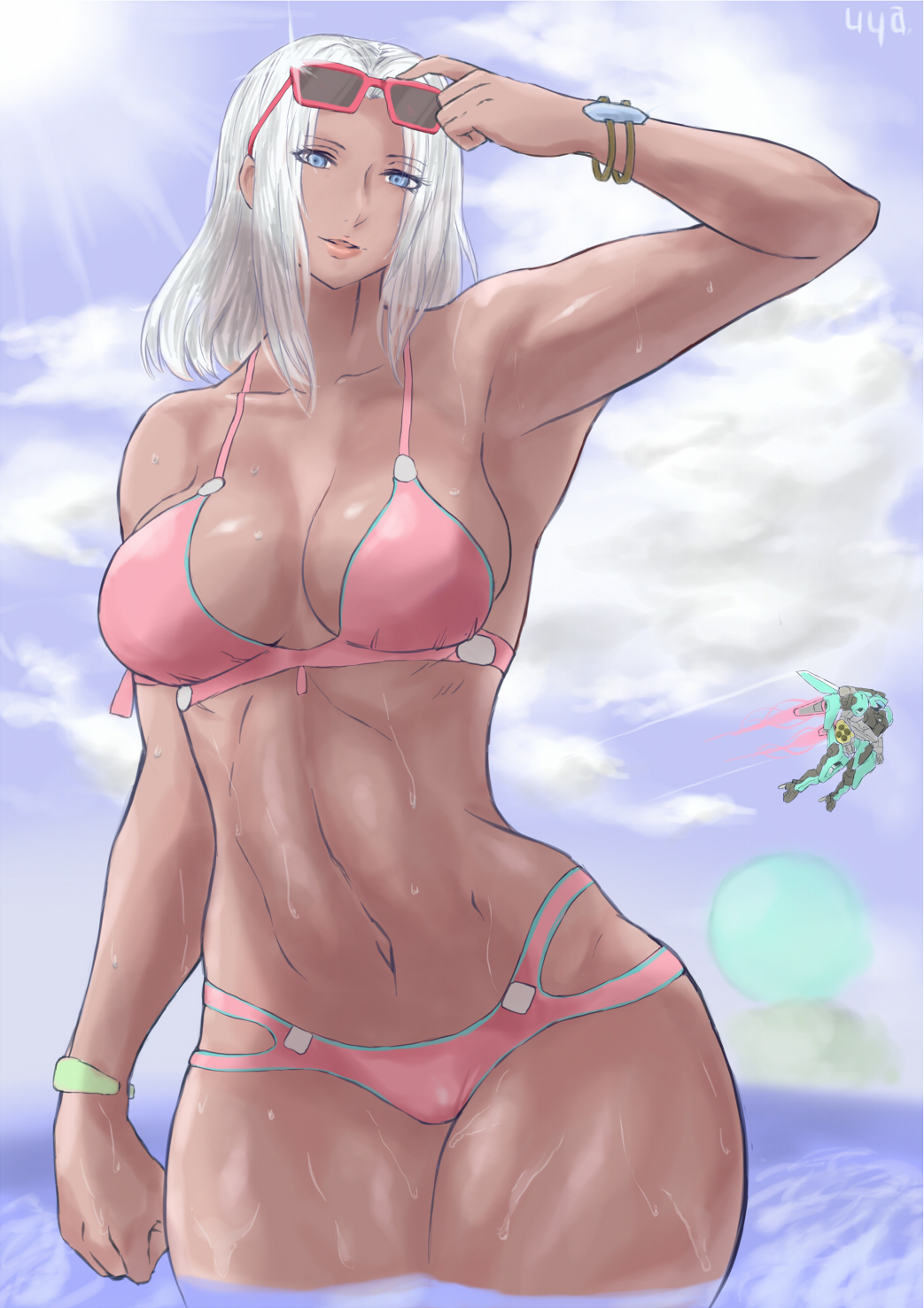 where chronicles doug x is xenoblade Ass up face down nude