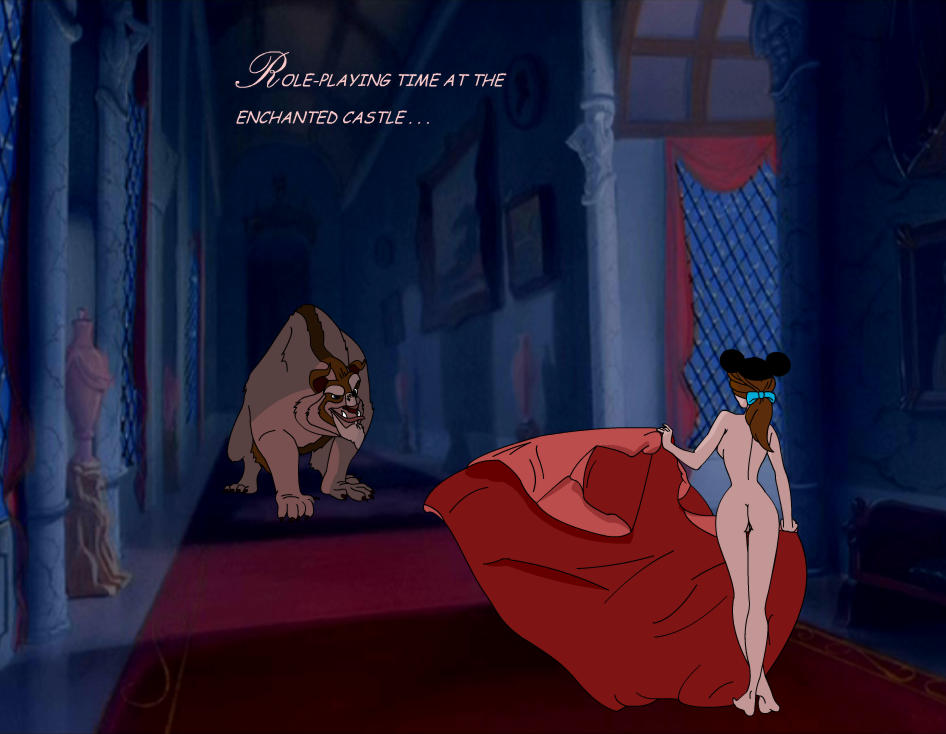 nude the belle beauty beast and Nyarko-san: another crawling chaos f