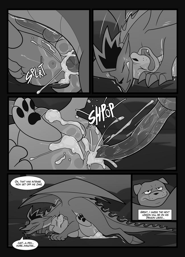 dragon long american porn comics jake Breath of the wild earrings