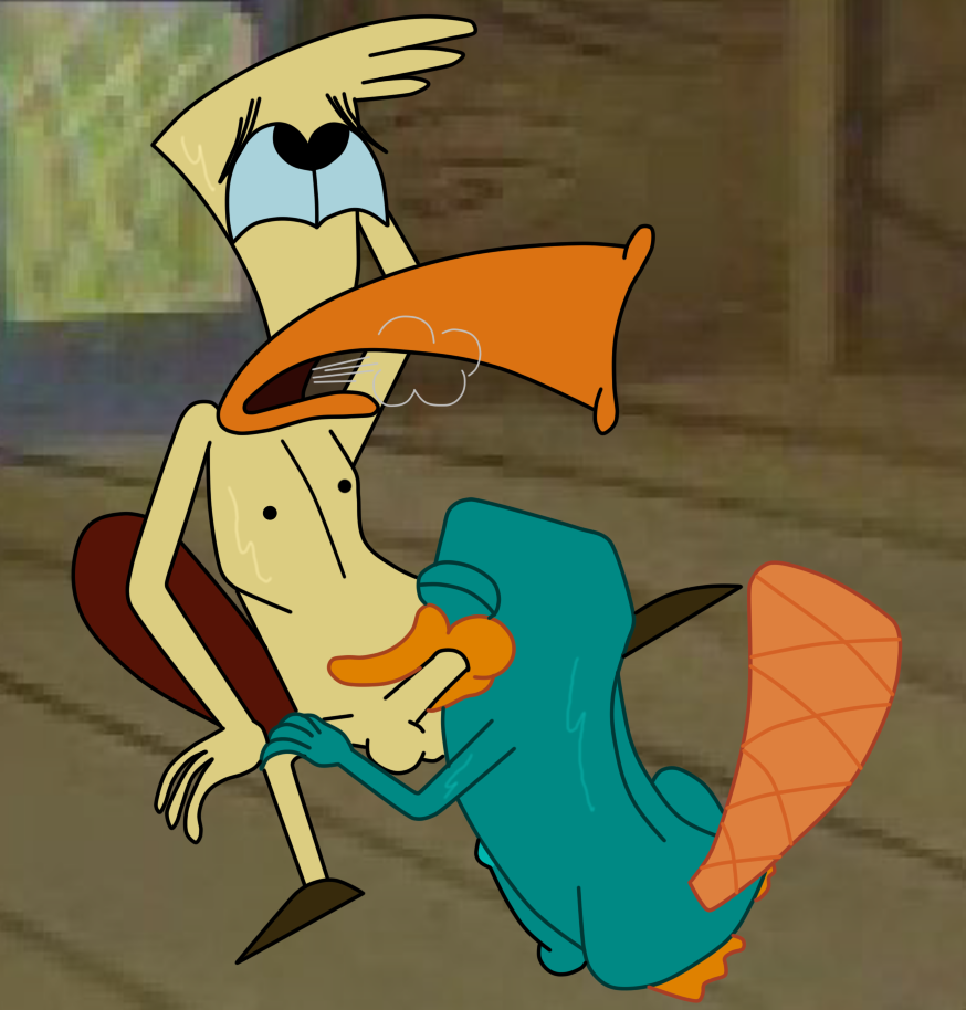 perry platypus the Pokemon sword and shield mom