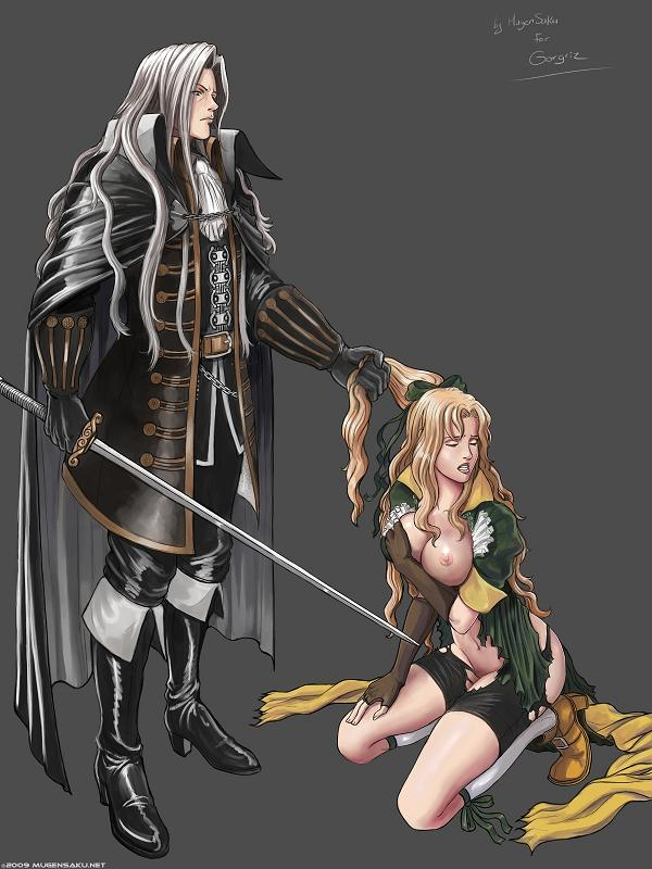 of aria sorrow castlevania headhunter Living with a hipster and gamergirl