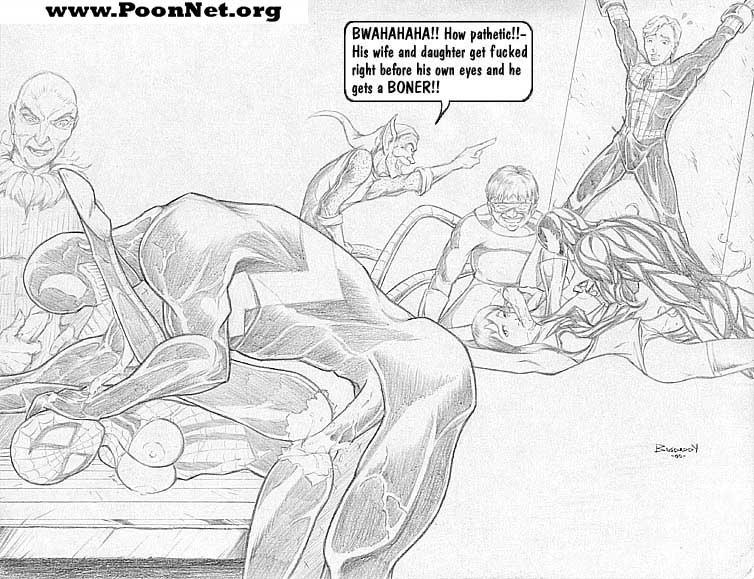spider and man kiss firestar Tensei-kendo-no-harem-colosseum