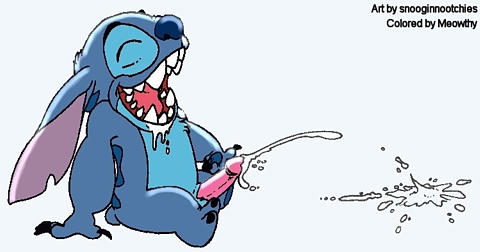 and stitch and jumba pleakley lilo Six paths of pain cosplay