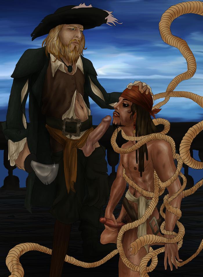 hentai the of pirates caribbean Red blood cell hataraku saibou