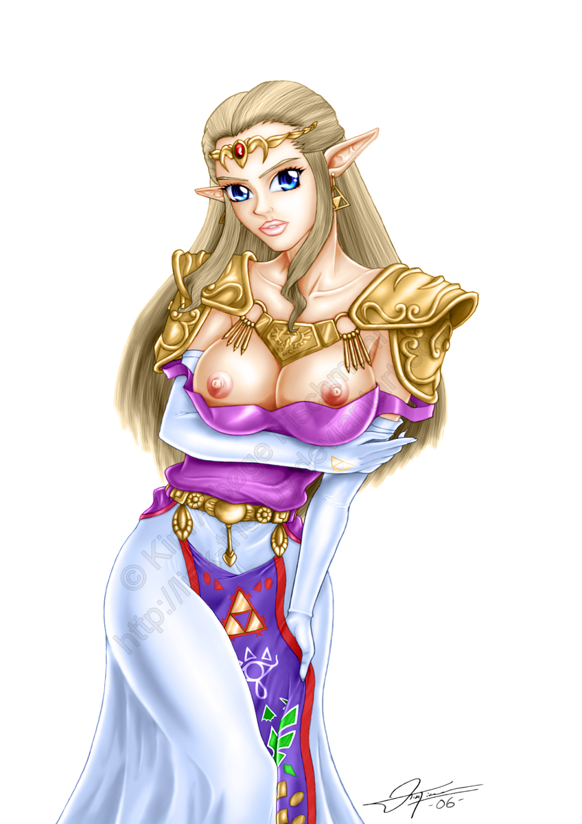 ocarina lady time cucco of Atom smasher justice league unlimited