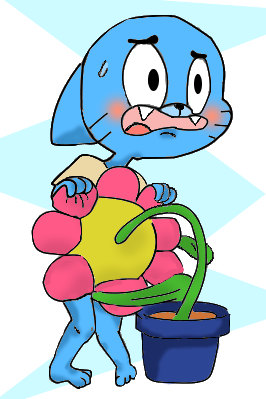 gumball the sex gay of amazing world I shidded and farded dog