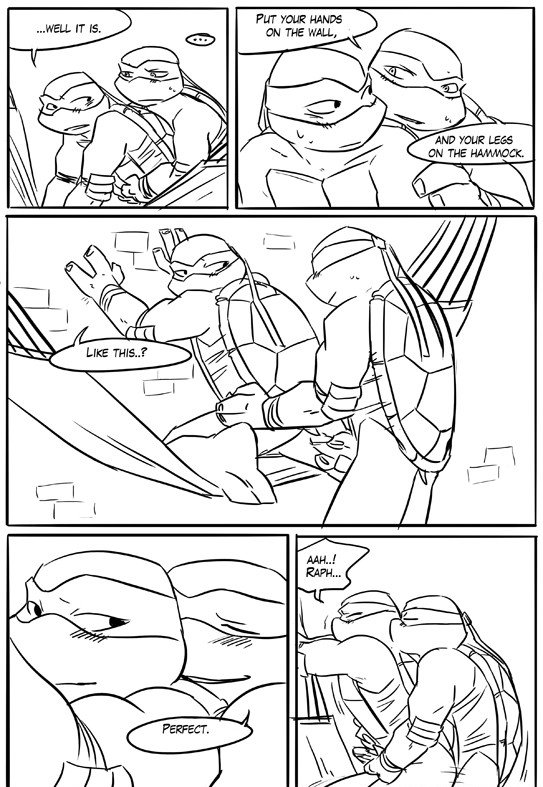 ninja karai teenage 2012 turtles mutant Youkoso! sukebe elf no mori e 2