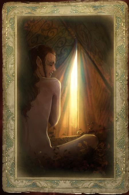 naked ciri the witcher 3 Miagete goran yozora no hoshi wo