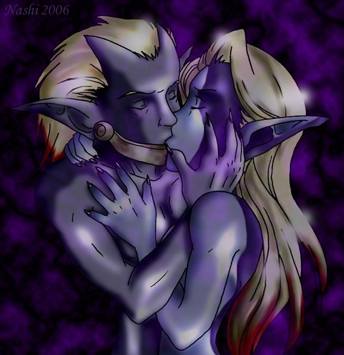 and amalia wakfu kiss yugo Fanfiction net dragon ball z