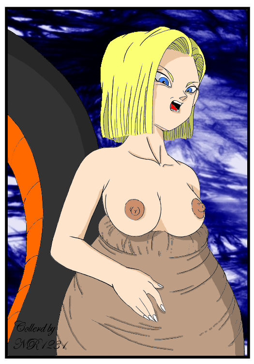 dragon 18 xxx android ball Lamentations of the flame princess wiki