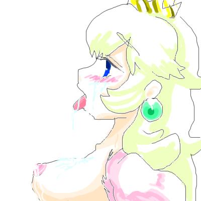 princess in peach diaper a Re birth the lunatic taker
