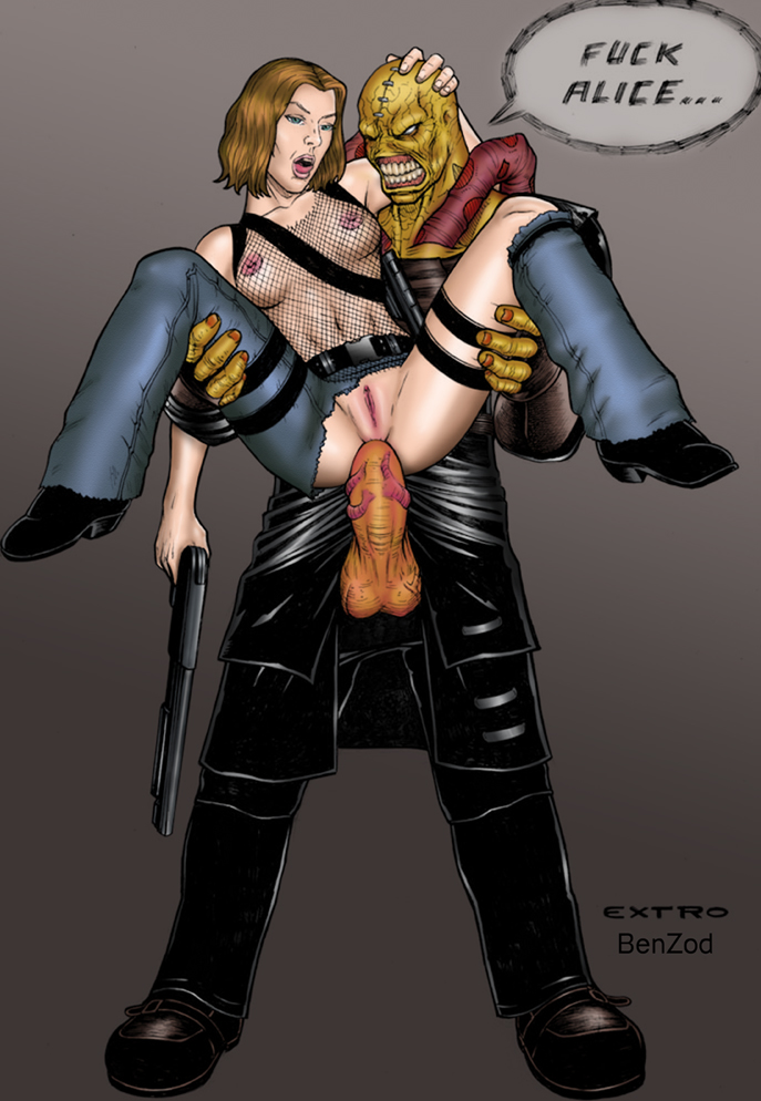 resident evil 2 revelations nude Saenai heroine no sodatekata.