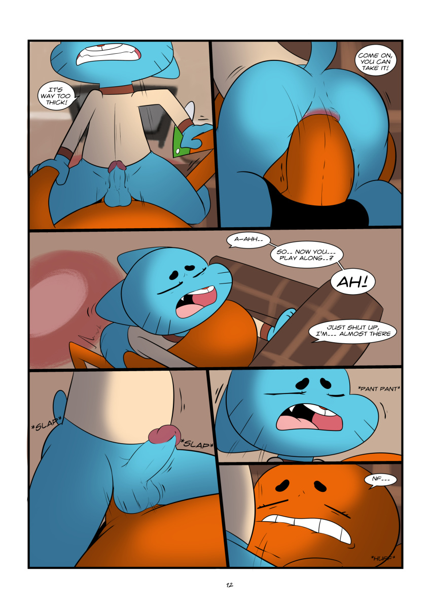 gumball amazing of world porn gay Beyond good and evil hentai