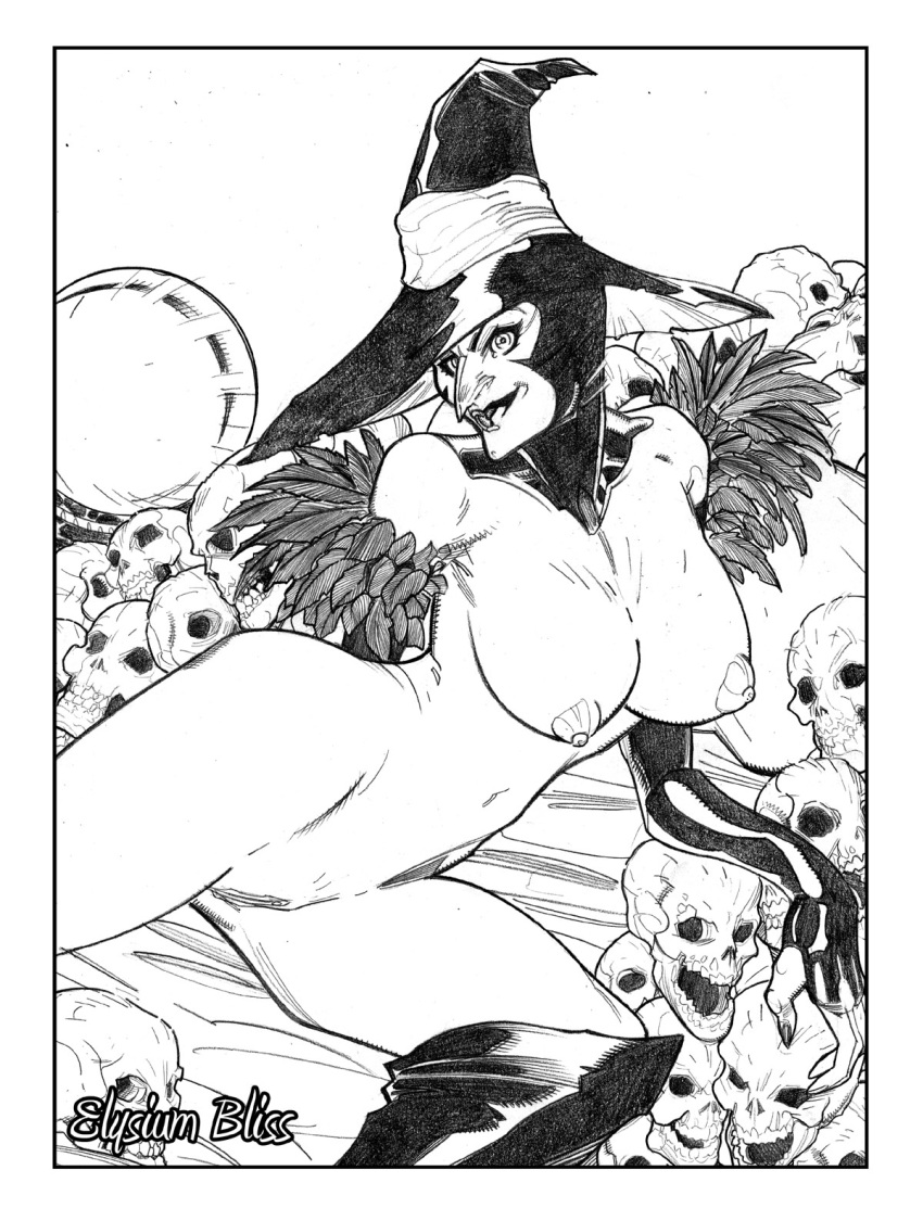 crag 3 lynx witcher witch of Futa-bu!!