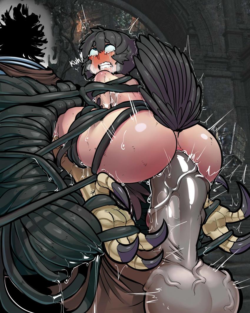 pump a pee porn rum pickle (mahou shoujo tokushusen asuka