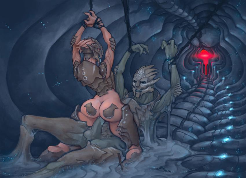 effect andromeda hentai suvi mass Conker's bad fur day porn