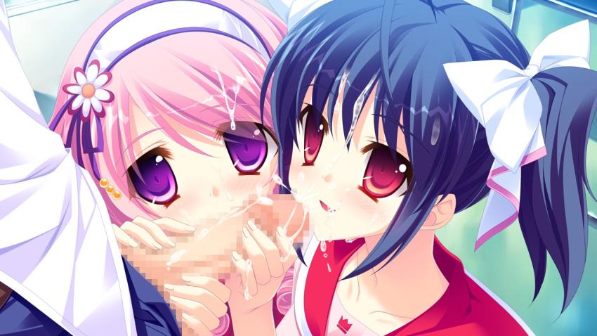 baka no wa o na tsuite no imouto dake episode rikou xx ore 3 ni ni ken suru na Naked anime woman with red hair