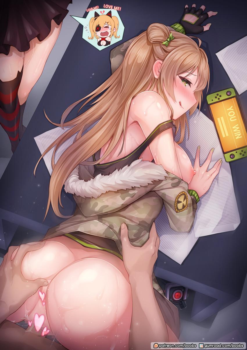 frontline girls type 56-1 Ryu ga gotoku