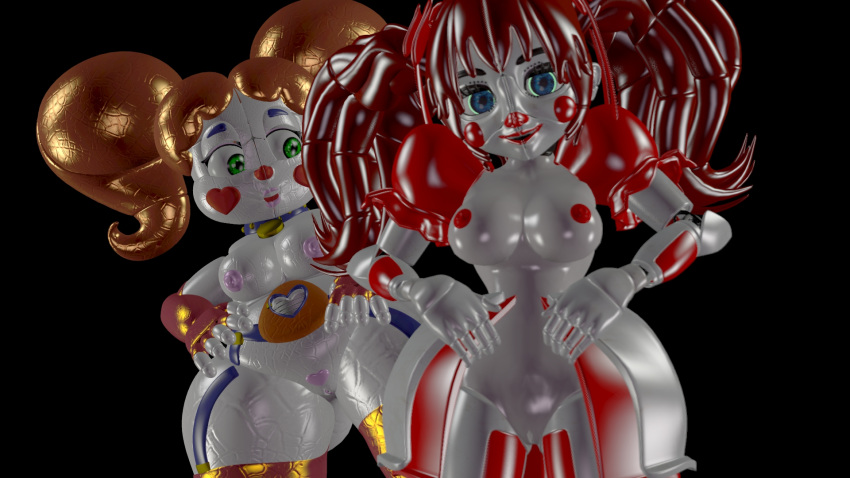 freddy's baby at circus five nights Under(her)tail thewill