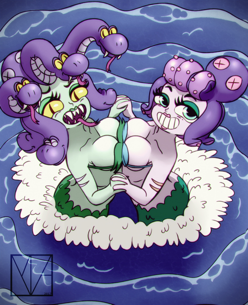 maria cala cuphead Loz a link to the past