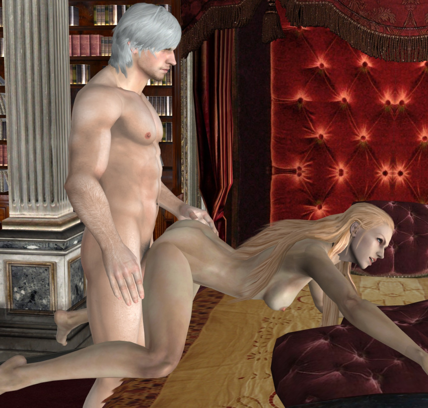 devil 5 cry trish may Red ninja: end of honor