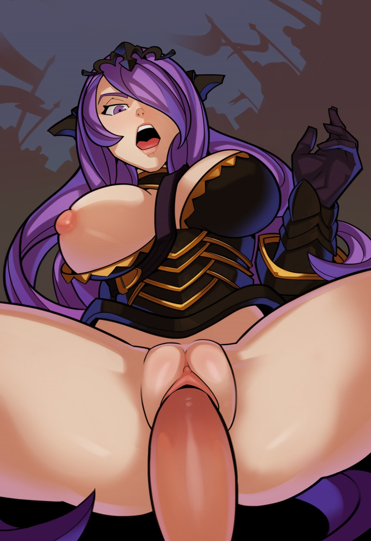 censorship patch emblem fates fire Ms. kobayashi's maid dragon