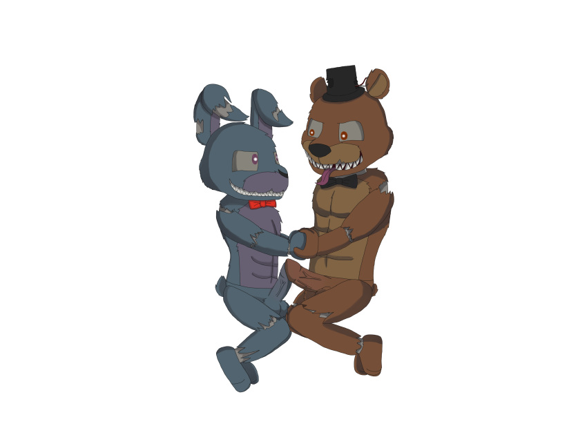 five the nights freddy's puppet master at Koutetsu no majo annerose gif