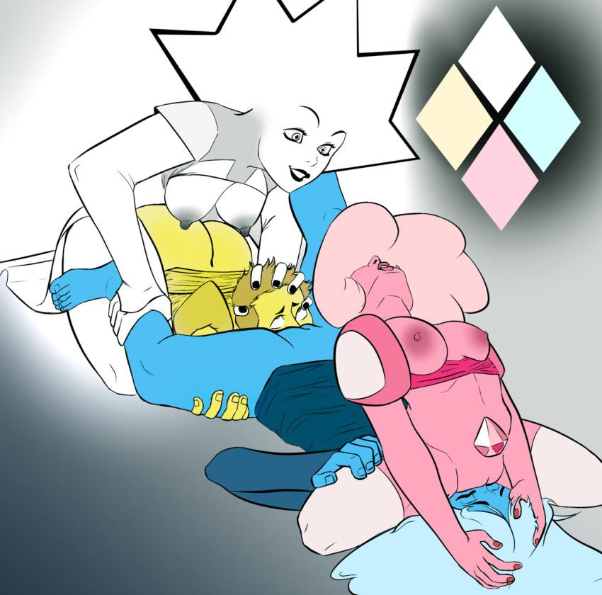 pink universe diamond hentai steven Dead or alive xtreme gif
