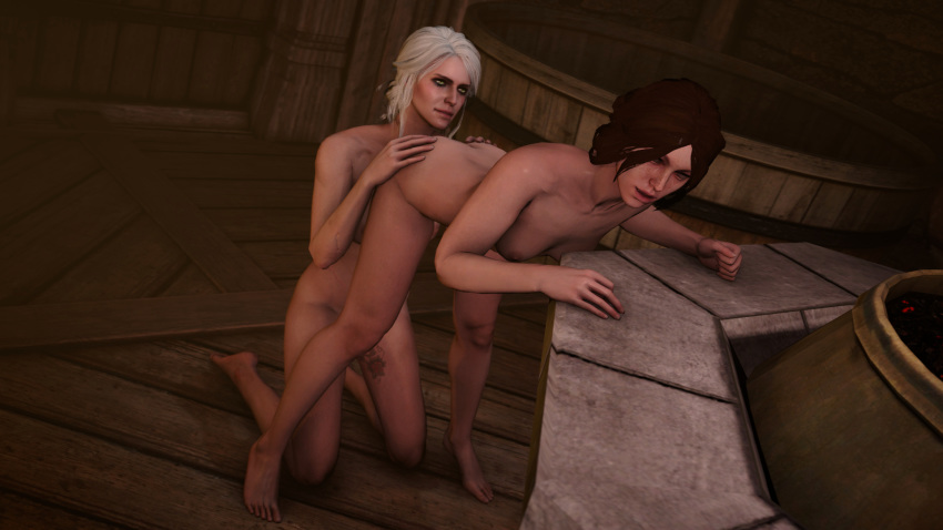 witcher 3 the naked ciri How old is liara t'soni