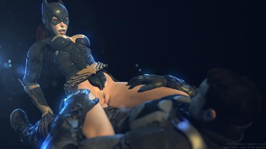 barbara_gordon sexy arkham knight Binding of isaac sister maggy