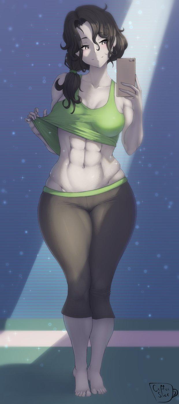 fit samus x wii trainer Hyakka ryouran samurai girls uncen