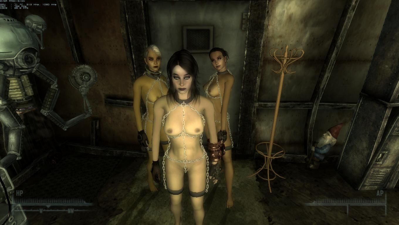 awesome 4 fallout tales astoundingly One day at a time nude